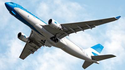 LV-GHQ - Airbus A330-202 - Aerolíneas Argentinas