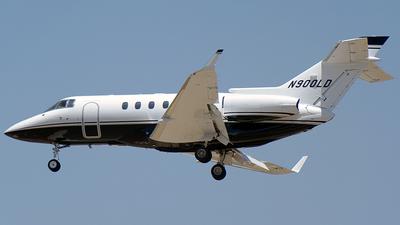 N900LD - Hawker Beechcraft 900XP - Private