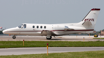 A picture of N52TL - Cessna 501 Citation ISP - [5010053] - © Alex Brodkey