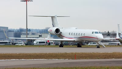 N155AN - Gulfstream G550 - Private