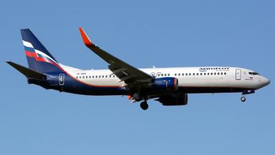 A picture of VPBKK - Boeing 7378LJ - Aeroflot - © Chris Pitchacaren