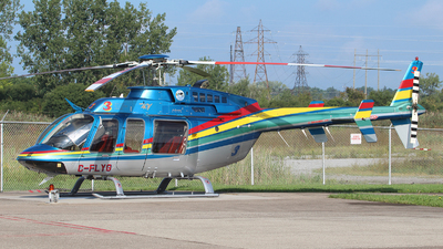 C-FLYG - Bell 407 - Niagara Helicopters