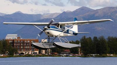 N180RD - Cessna 180 Skywagon - Private