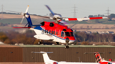 A picture of GWNSM - Sikorsky S92A Helibus - CHC Helikopter Service - © Ethan Hew - p_nilly