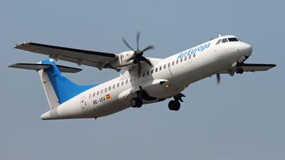 EC-LYJ - ATR 72-210A - Air Europa (Swiftair)