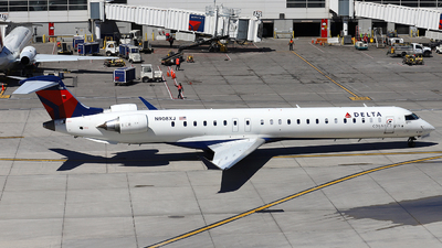 N908XJ - Bombardier CRJ-900LR - Delta Connection (Endeavor Air)