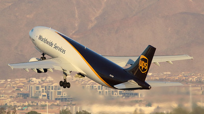 N137UP - Airbus A300F4-622R - United Parcel Service (UPS)