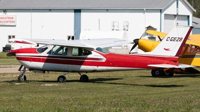 C-GEZB - Cessna 177RG Cardinal RG II - Private
