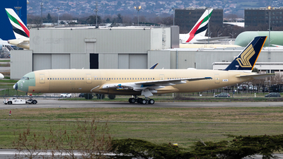 F-WZNL - Airbus A350-941 - Airbus Industrie