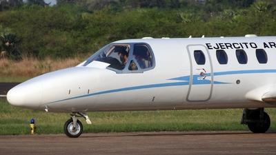 AE-186 - Cessna 550B Citation Bravo - Argentina - Army