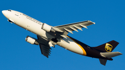 N149UP - Airbus A300F4-622R - United Parcel Service (UPS)