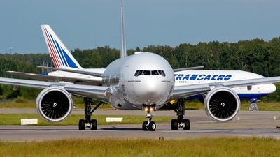 VP-BIN - Boeing 777-31HER - Vim Airlines