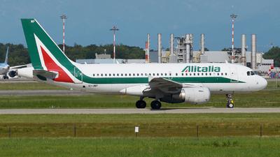 EI-IMP - Airbus A319-111 - Alitalia