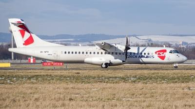 A picture of OKNFV - ATR 72500 - [0785] - © Matej Sarina