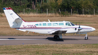 G-TDSA - Reims-Cessna F406 Caravan II - Private