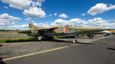 20-63 - Mikoyan-Gurevich MiG-23UB Flogger C - German Democratic Republic - Air Force