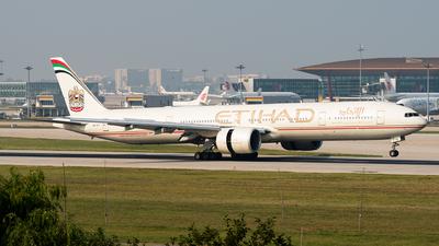 A6-ETI - Boeing 777-3FXER - Etihad Airways