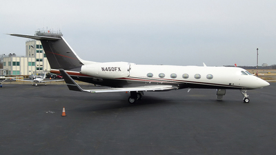 N450FX - Gulfstream G450 - Private