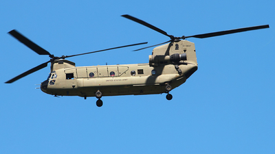 13-08137 - Boeing CH-47F Chinook - United States - US Army