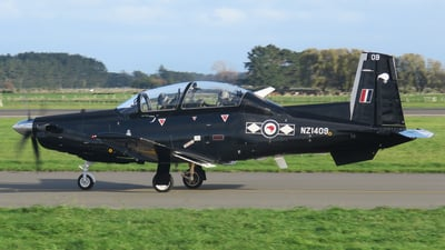 NZ1409 - Raytheon T-6C Texan II - New Zealand - Royal New Zealand Air Force (RNZAF)