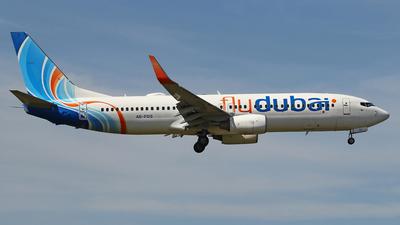 A6-FDS - Boeing 737-8KN - flydubai
