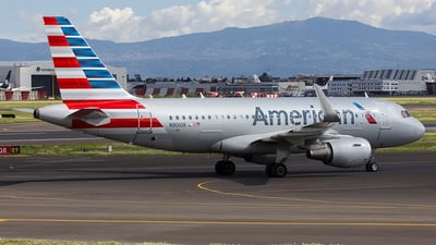 N9010R - Airbus A319-115 - American Airlines