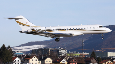 OE-IRN - Bombardier BD-700-1A10 Global Express - International Jet Management
