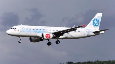9M-AQB - Airbus A320-216 - AirAsia