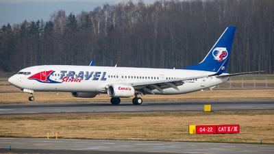 OK-TSI - Boeing 737-9GJER - Travel Service