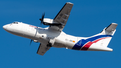 EC-JBN - ATR 42-300(QC) - Swiftair