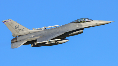 90-0772 - Lockheed Martin F-16C Fighting Falcon - United States - US Air Force (USAF)