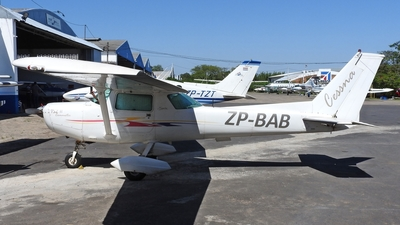ZP-BAB - Cessna 152 II - Private