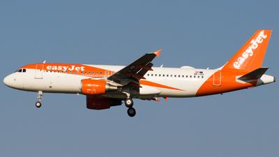 OE-IZU - Airbus A320-214 - easyJet Europe