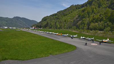 LSMA - Airport - Ramp