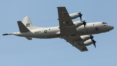 89 - Lockheed P-3C Orion - Pakistan - Navy
