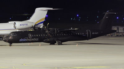A picture of OYCLY - ATR 72500 - Air Alsie - © Günther Feniuk