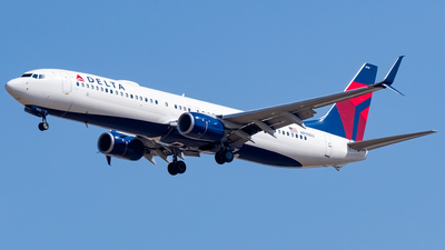 A picture of N910DU - Boeing 737932(ER) - Delta Air Lines - © Ricky Teteris