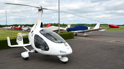 G-CIEW - Autogyro Europe Cavalon - Rotorsport Sales and Service