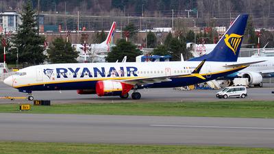 N3134C - Boeing 737-8-200 MAX - Ryanair