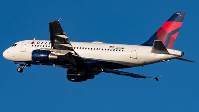 N360NB - Airbus A319-114 - Delta Air Lines