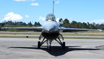 92-3905 - Lockheed Martin F-16CM Fighting Falcon - United States - US Air Force (USAF)