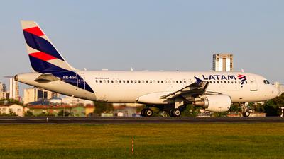 PR-MHI - Airbus A320-214 - LATAM Airlines