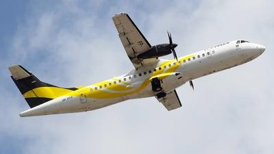 PP-PTO - ATR 72-212A(500) - VoePass Linhas Aéreas