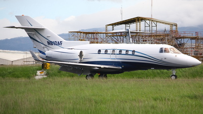 N810AF - Hawker Beechcraft 800XP - Private