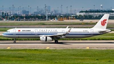 B-8595 - Airbus A321-232 - Air China