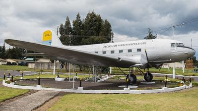 FAE4340 - Douglas DC-3 - Ecuador - Air Force