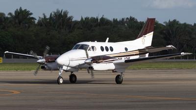 A picture of PRJQM - Beech C90B King Air - [LJ1684] - © danilosantosfc758