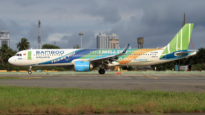 A picture of VNA590 - Airbus A321251N - Bamboo Airways - © Duc Thinh