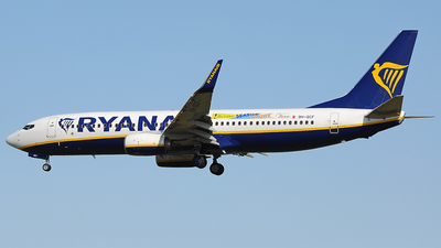 9H-QCF - Boeing 737-8AS - Ryanair (Malta Air)