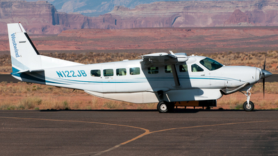 A picture of N122JB - Cessna 208B Grand Caravan - [208B1025] - © Marco Papa